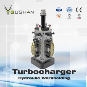 CNC Turbocharger Hydraulic Fixture