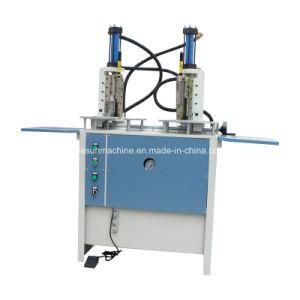 Hydraulic Book Double Corner Cutting Machine (YX-510QJ)