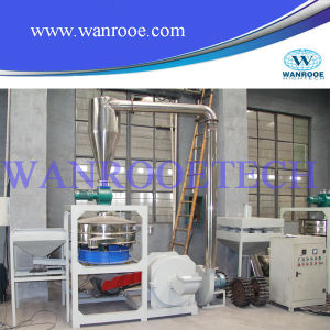 Pnmf Type PVC Powder Making HDPE Powderizer Machine pictures & photos
