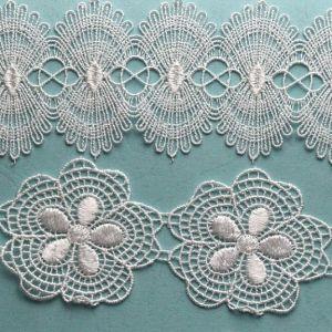 Decoration Elastic Lace Trim for Women Dress pictures & photos