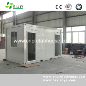 CE Certification Prefab Flat Pack Office Container House pictures & photos