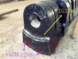 Crusher Hammer Head for Hammer Crusher pictures & photos