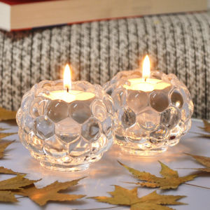 Wedding Souvenirs Favors Class Candleholder pictures & photos