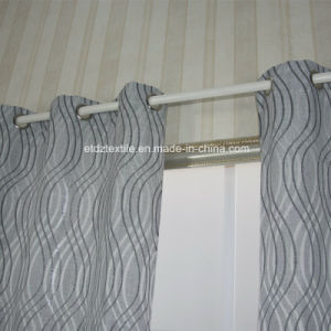 European Popular Fabric Dyed Window Curtain pictures & photos