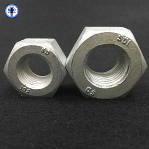A563m 10s Heavy Hex Nuts Dacromet pictures & photos