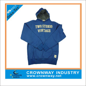 60%Cotton, 40%Polyester Wholesale Hooded Sweatshirt pictures & photos