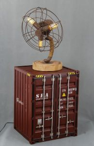 New Design Industrial Rope Table Lamp (KAW0020T-3) pictures & photos