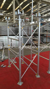 OEM Manufacturer for Peri Formwork pictures & photos