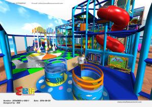 Unique Design of Indoor Playground for Children pictures & photos