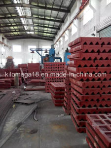Jaw Crusher Spare Parts Jaw Plate for Sale pictures & photos