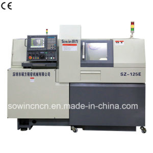 Swiss Type CNC Automatic Lathe with Ce pictures & photos