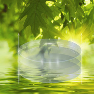 1.56 Aspherical UV400 Hmc Optical Lens