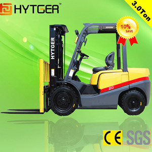 2.5ton Tcm Technology Hytger Forklift Truck (FD25T) pictures & photos