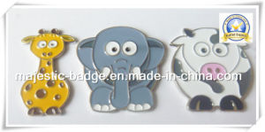 Soft Enamel Cute Golf Ball Marker pictures & photos