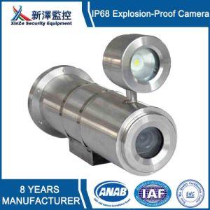 High Temperature Explosion Proof CCTV Camera