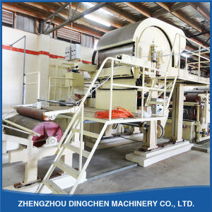 787mm Type Toilet Tissue Paper Making Machine Price pictures & photos