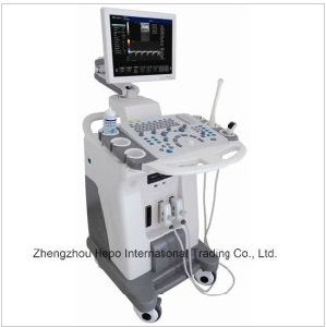 Diagnostic 3D Color Doppler Ultrasound System (HP-UC80) pictures & photos