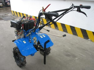10HP, Diesel Engine, Rotary Cultivator for Russia, Belarus, Ukraine pictures & photos