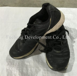 Good Quality Good Price Hot Sale in Africa Used Leather Shoes (FCD-002) pictures & photos