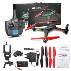 312250A-5.8g Fpv HD 2.0 Mega Camera 2.4G 4CH 6 Axis Gyro RC Quadcopter pictures & photos