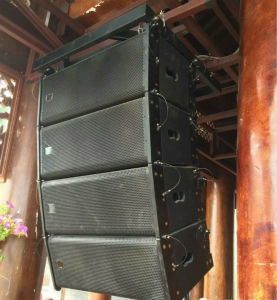 "Dual 10"" Indoor and Outdoor Mini Line Array (Smart 10) pictures & photos"