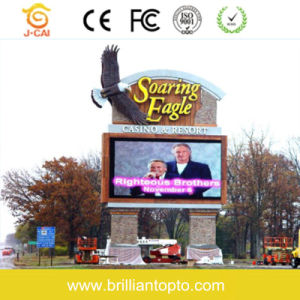 Hot Sale P10 DIP Outdoor LED Module for Advertising Display pictures & photos