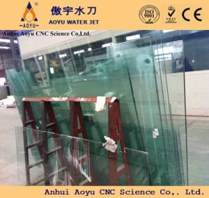 CNC Machine, Waterjet Glass Cutting Machine 0.5*0.5m pictures & photos