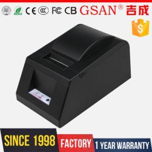 Gsan USB 58mm POS Thermal Receipt Printer pictures & photos