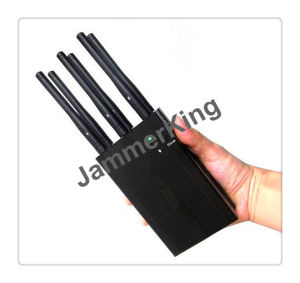 Handheld Portable Jammer Mobile Jammer Signal Jammer Lojack Jammer Pocket Mini Audio Jammer pictures & photos
