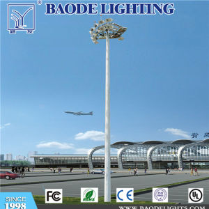 15m 10PCS 400W HPS High Mast Lighting pictures & photos