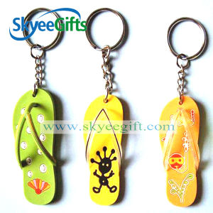 New Design Fashinal PVC Keychain for Decoration pictures & photos