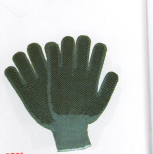 7 Guages Cotton String Kint Gloves pictures & photos