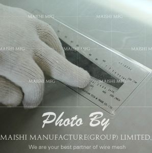 Stainless Steel Material Wire Mesh pictures & photos