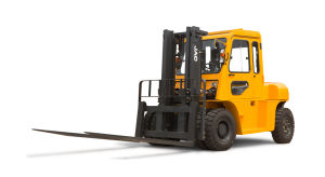 Brand New JAC 5ton Diesel Forklift Truck pictures & photos