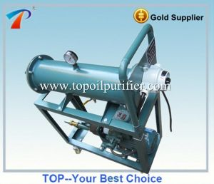 Hot Sale! Portable Waste Industrial Oil Filter Machine pictures & photos