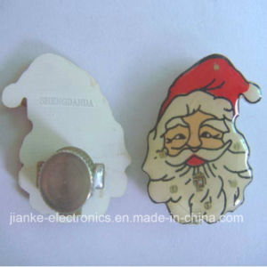 LED Flashing Pin Christmas Gifts for Party (3161) pictures & photos