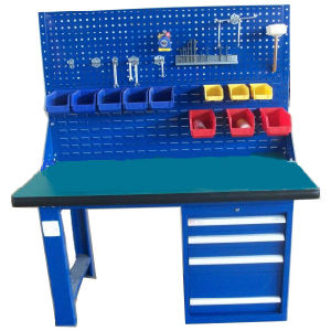 Heavy Duty Tools Bench Work Table with Tool Cabinet pictures & photos