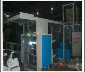 2 Colors LDPE HDPE Biodegradable Film Blowing Printing Machine (DC-SJ-YT) pictures & photos