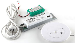 Ceiling Installed Type Emergency Light Ceiling Mounted 2W LED Emergency Light pictures & photos