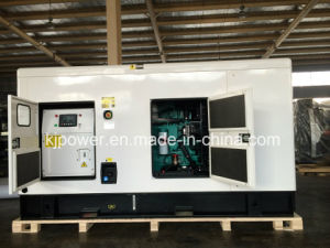 60kVA Electric Start Cummins Diesel Generator with Silent Canopy pictures & photos