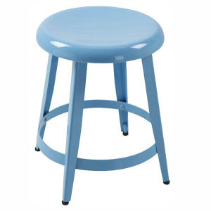 Cheap Leisure Outdoor Hotel Dining Metal Round Bar Stool (FS-D516) pictures & photos