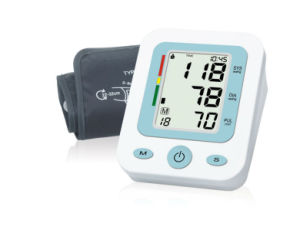 Digital Bluetooth Blood Pressure Monitor pictures & photos