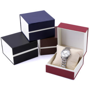 Printed Magnetic Paper Watch Pakcaging Boxes Watch Box pictures & photos