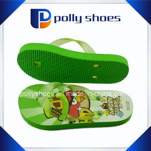 Good Design Popular Cute Children Slipper PVC pictures & photos
