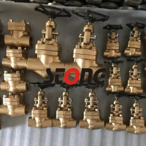 API 602 Forge Gate Valve pictures & photos