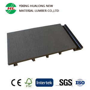 Waterproof WPC Outdoor Wall Panel with High Quality (HLM108) pictures & photos