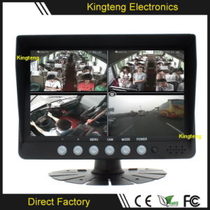 Bus Monitor 24V Wide Screen Rear View Mirror 7 Car Monitor Color TFT LCD Monitor