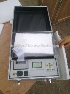 80kv Portable Insulating Oil Analysis Equipment (IIJ-II-80) pictures & photos