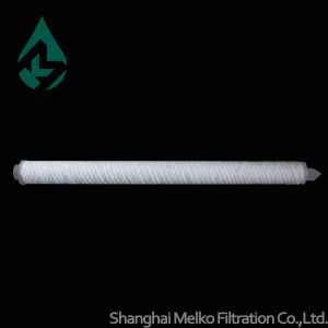 PP String Wound Filter Cartridges with Adaptors pictures & photos