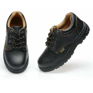 Stock Good Quality Kraft First Layer Safety Shoes pictures & photos